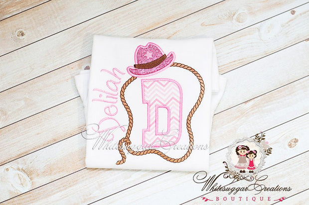 Girls Sheriff Shirt - Whitesuggar Creations Boutique