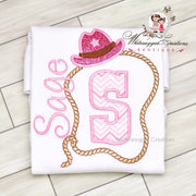 Girl Rodeo Shirt Whitesuggar Creations Boutique