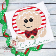 Christmas Gingerbread Outfit Whitesuggar Creations Boutique