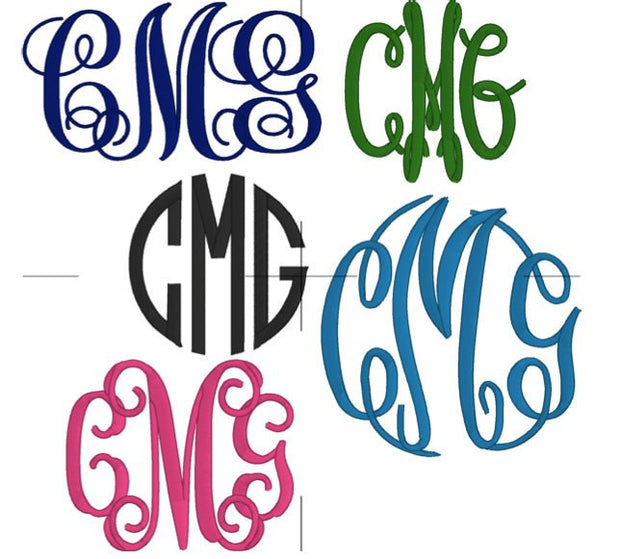 Girl Christmas Wreath Applique Shirt with Monogram - Whitesuggar Creations Boutique