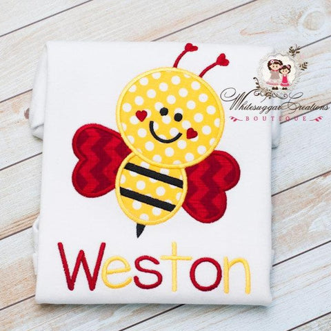 Bee Shirt for Boy