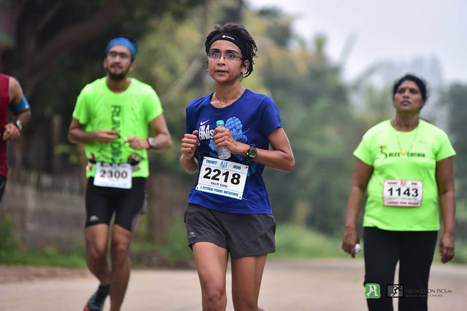 Run on Periods! By Shilpi Sahu