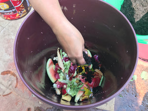 Beginner's Dilemma : What is aerobic composting ?