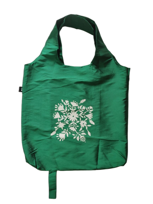 Ila Bags:Reusable Foldable Green Eco Bags pack of 2