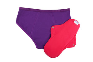 Period Panty by Soch: Purple