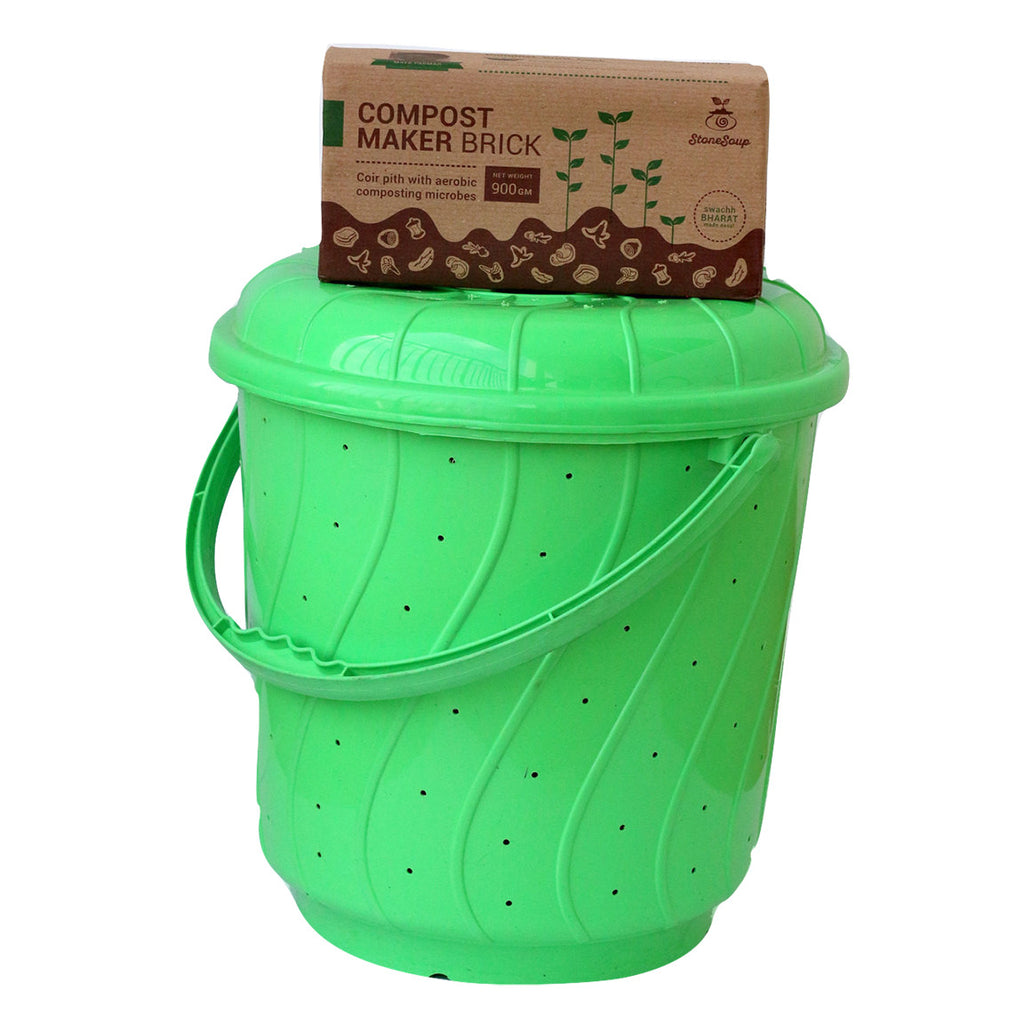 Home Composting Kit : Chutki - Stonesoup Shop