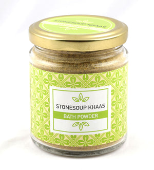 Stonesoup Khaas Bath Powder - 100g - Stonesoup Shop