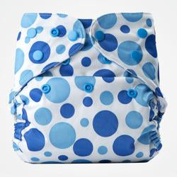 Bumberry Pocket Diaper (Polka Dots Design) - Stonesoup Shop