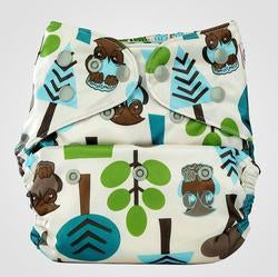 Bumberry Pocket Diaper (Tree Design) - Stonesoup Shop