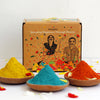 Natural Holi Colours: 3-colour combo - Stonesoup Shop