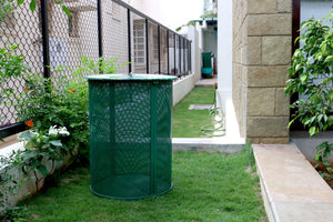 ISHTA: LEAF COMPOSTER / OUTDOOR COMPOSTER : - Stonesoup Shop