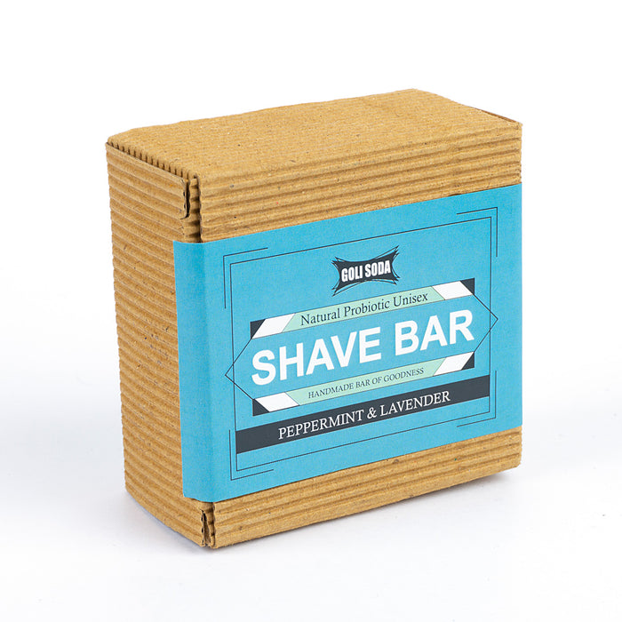 Goli Soda - Probiotics Shave Bar