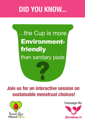 Sustainable Menstruation Choices - Stonesoup Shop