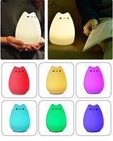 CAT NIGHT LIGHT decore - Grr Cats
