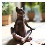 Yoga Cats cat - Grr Cats