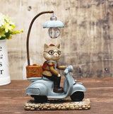 Cute Cat LED Night Light lamp - Grr Cats