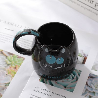 Funny Creative Cat Coffee Mug ceramic mug - Grr Cats
