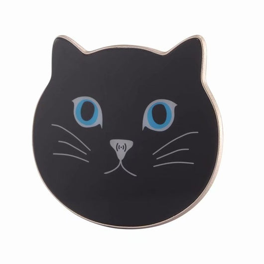 Cat Smart Wireless Charger Pad smart power bank - Grr Cats