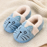 CUTE FLUFFY CAT PLUSH SLIPPERS FOR KIDS AND ADULTS Slipper - Grr Cats