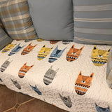 Smooth Anti Cat Scratch Sofa Cover in Different Sizes Sofa cover - Grr Cats