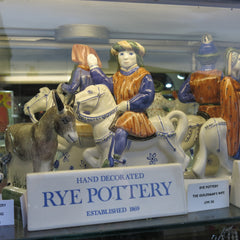 Rye Pottery, Canterbury Tales figures