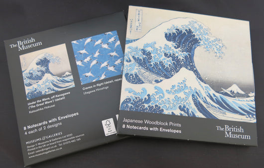 Japanese Woodblock Prints Notecards