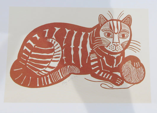 SINGLE CARD - Edward Bawden,