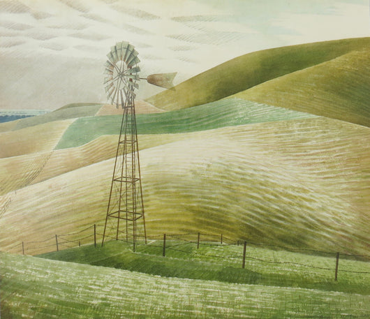 SINGLE CARD - Eric Ravilious,