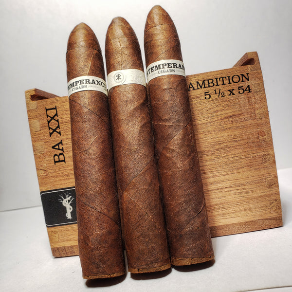 RoMaCraft Intemperance BAXXI Ambition