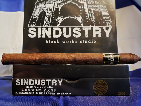 Black Works Studio 2018 Sindustry Lancero
