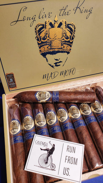 Caldwell Long Live the King Maduro Belicoso