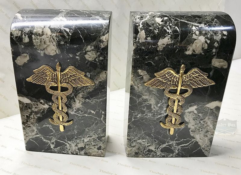 Medical bookends