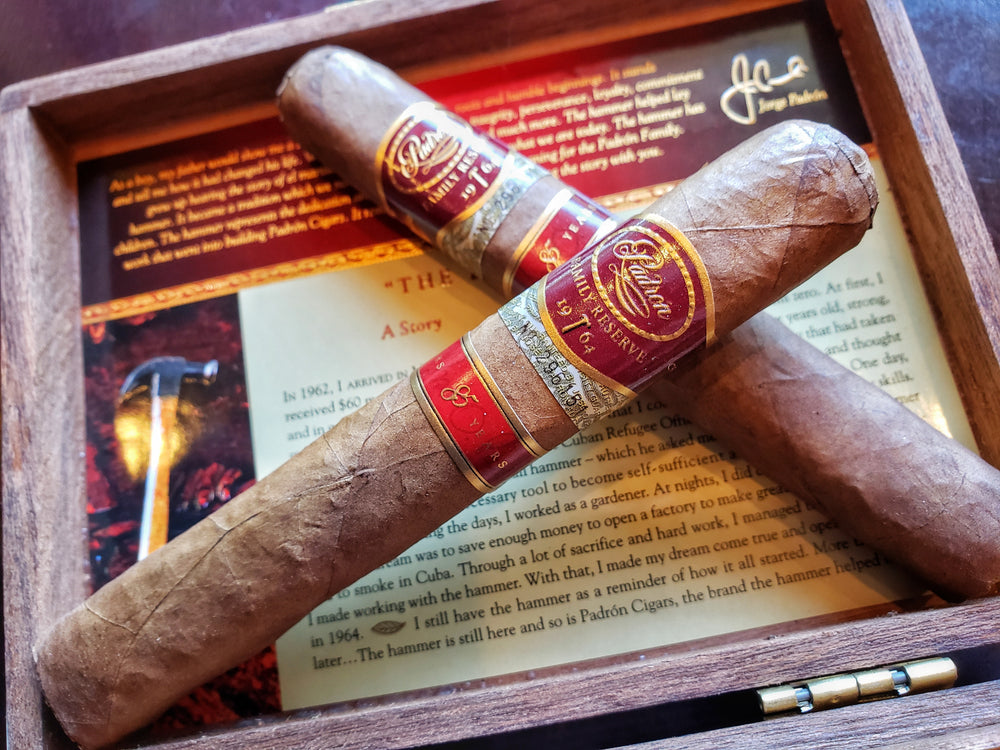 Padron Family Reserve No. 85 Natural