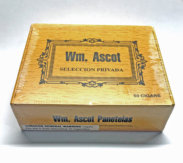 Wm. Ascot Panetelas Natural