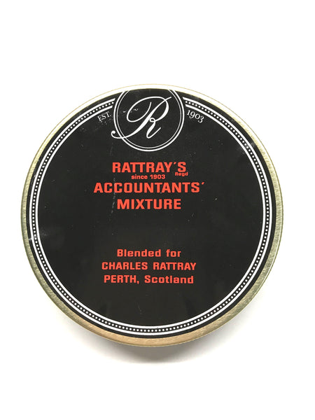 Rattray's Accountant's Mixture 1.75 oz.