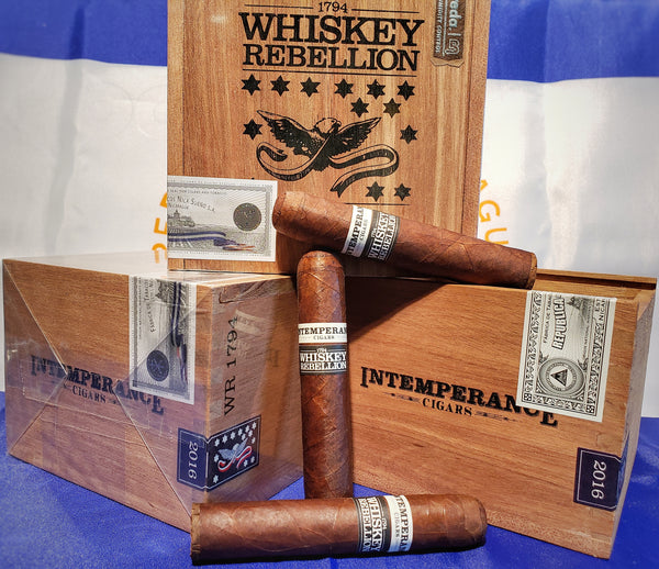 RoMaCraft Whiskey Rebellion 1794 Jefferson