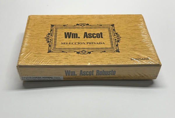 Wm. Ascot Robusto Natural