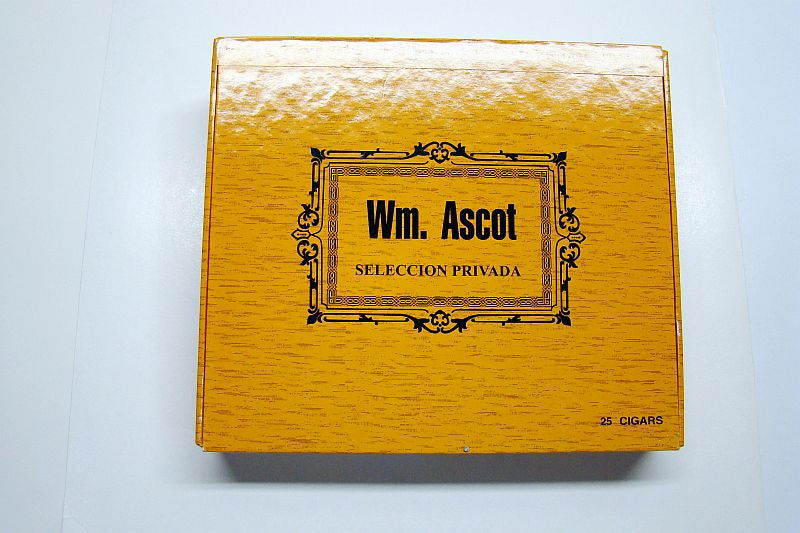 Wm. Ascot Churchill Maduro