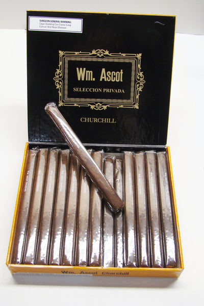 Wm. Ascot Churchill Natural