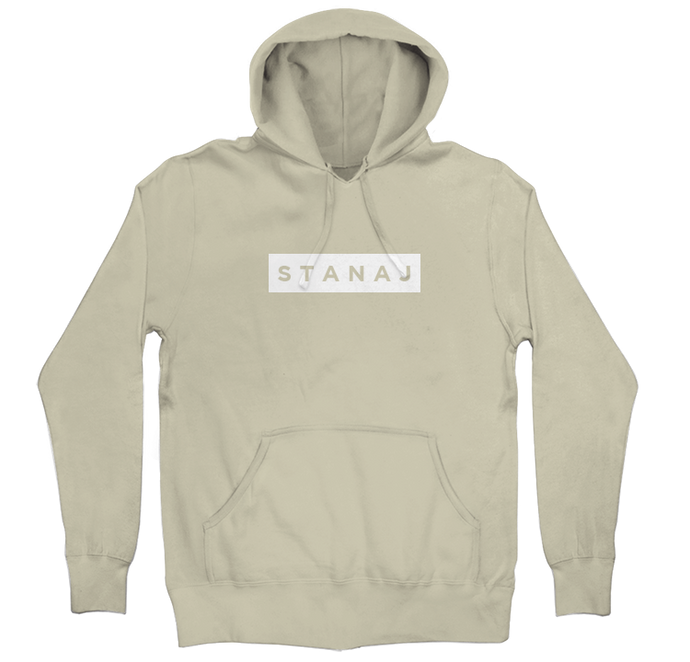 PULLOVER HOODIE - SAND