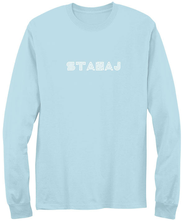 BOXED IN LONGSLEEVE - PIGMENT DYED LIGHT BLUE