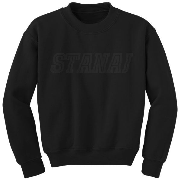 TEAM CREWNECK - BLACK