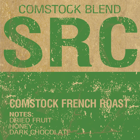 Comstock New Blend, SRCC