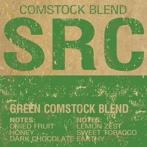 Green Comstock Blend