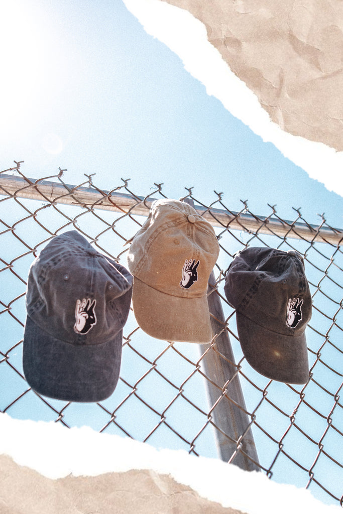 Idle Hands dad hat