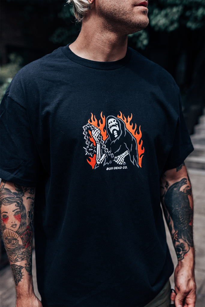 Dweller Tattoo Inspired Graphic T-shirt