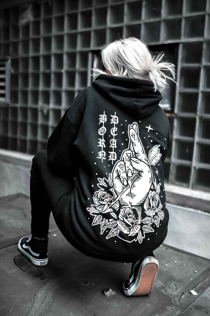 Backstabber Tattoo Inspired Hoodie