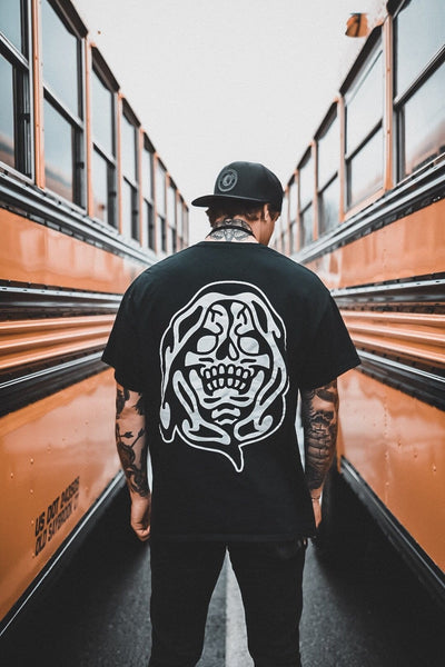 Roll With The Reaper Tee