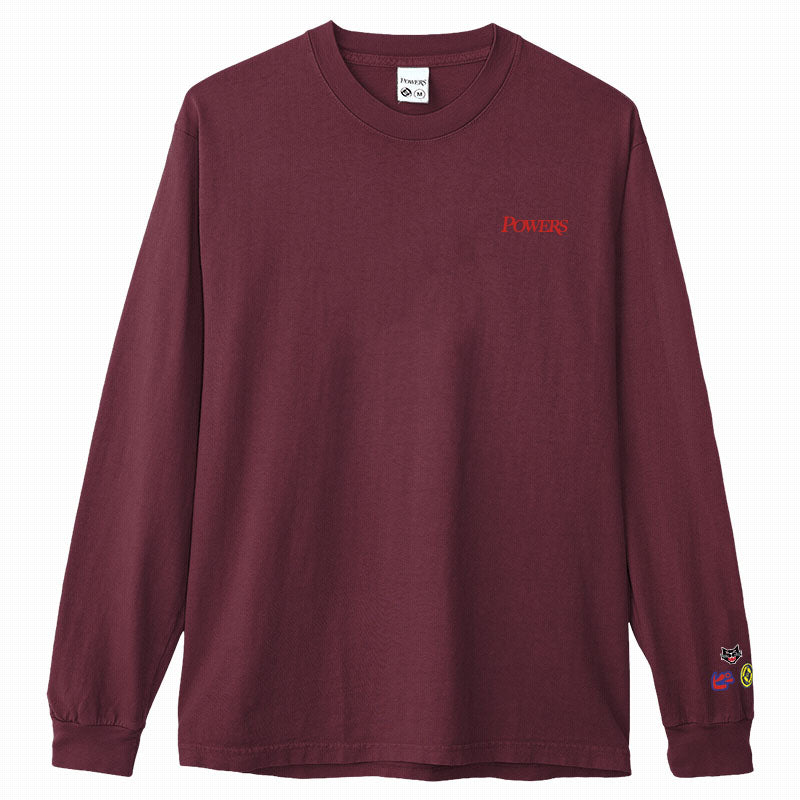 Powers Long Sleeve