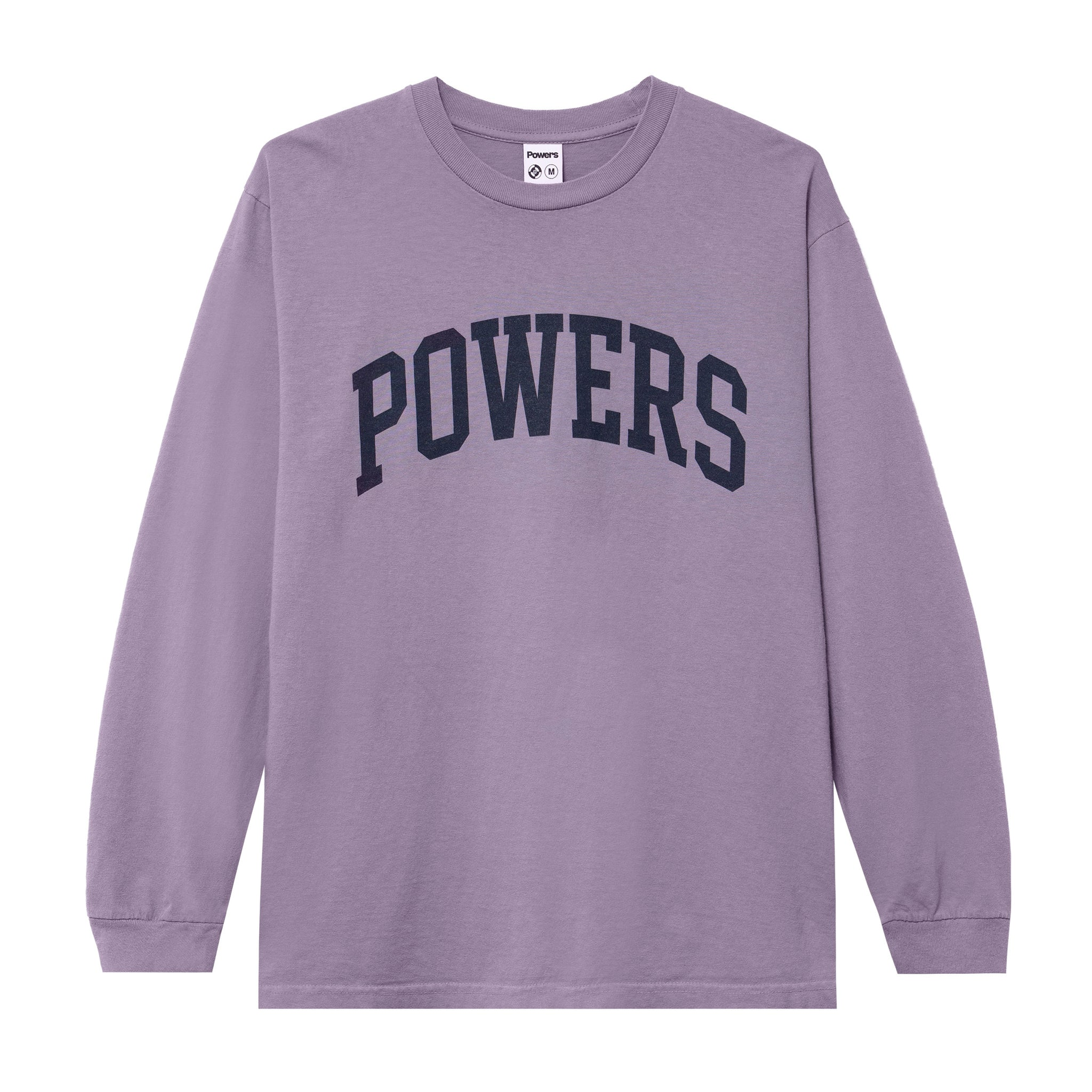 POWERS ARCH LS TEE